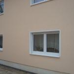 Fenster aus PVC