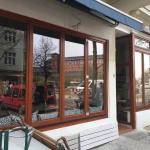 Holzfenster Farbe Calvados Berlin