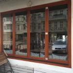 Berlin Holzfenster Demontage und Montage