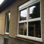 Fenster Berlin Rudow Demontage und Montage