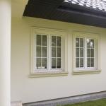 Fenster aus PVC mit Sprossen  Berlin