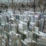 Fenster aus Kunststoff - Lager