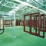Fensterproduktion Holz Fenster