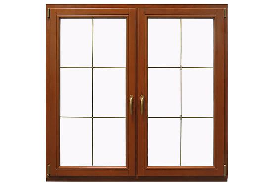 Fenster Berlin - Sprossen Holzfenster